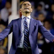 Gallos cesa a Jimmy Lozano y contrata a Luis Fernando Tena