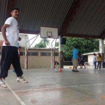 Imparte Jefatura de Educación del Municipio de Tuxtepec Taller Deportivo