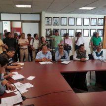 Respaldamos a profesores jubilados: Irineo Molina