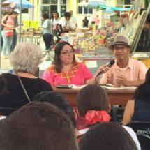 """En el marco de la """"Feria Regional del Libro""""… Presenta el escritor Javier Morán nuevo libro """"De 100 Palabras""""."""