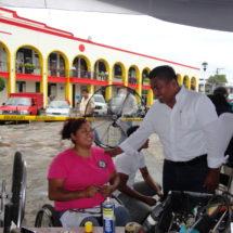 Grandes logros en Segunda Campaña Enchúlame la Silla… Presidente Municipal  y DIF  respaldarán  proyecto sobre taller de sillas de ruedas