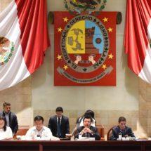 Congreso de Oaxaca por garantías a Derechos Humanos y seguridad