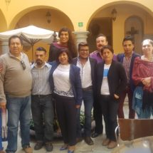 Reafirma Hilda Luis compromiso con comunidad LGBTTTI