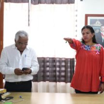 Asume Miriam Liborio la CDI en Oaxaca