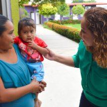 Inicia DIF Tuxtepec valoraciones  para cirugías de labio y paladar