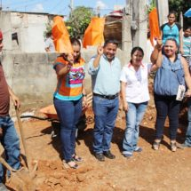 Iniciarán banderazos para más obras en Tuxtepec