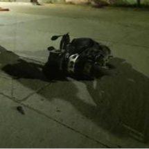 Persona con discapacidades diferentes y en estado de ebriedad provoca choque de motos