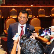 Pide Diputado Local, Samuel Gurrión Matías, no tomar de rehén al basurero municipal