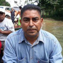 Lleva víveres  el Presidente de Santa María Jacatepec a pobladores damnificados de la comunidad de Emiliano Zapata