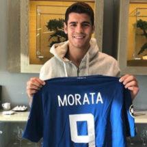 Álvaro Morata apoyó a damnificados en México