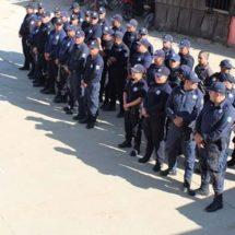 Gobierno municipal redobla acciones de seguridad pública en Xoxocotlán