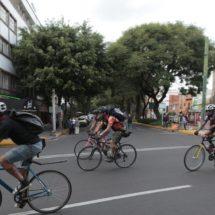 Los parques y las bicicletas fueron clave después del terremoto de la Ciudad de México