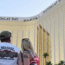 El guardia de seguridad Jesús Campos encontró al atacante y evitó que la masacre de Las Vegas fuera mayor
