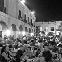 Garnacheras, las otras damnificadas en Juchitán, Oaxaca