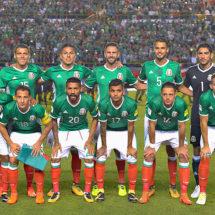 México, en el top 10 de selecciones más poderosas de cara al Mundial de Rusia 2018
