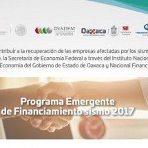 Destinarán 150 MDP en créditos bancarios para apoyo a MIPYMES