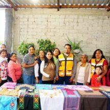 Economía de familias xoxeñas se fortalece a través del autoempleo: López Jarquín