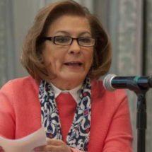 Disminuye el número de víctimas de secuestro: Isabel Miranda