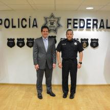 PF y FBI crean grupo para combatir secuestro y tráfico de armas