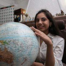 Niña genio mexicana, es la psicóloga más joven del mundo