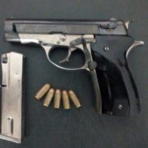 ASEGURA POLICÍA ESTATAL ARMAS DE FUEGO EN OPERATIVOS DE SEGURIDAD EN EL ESTADO: SSPO