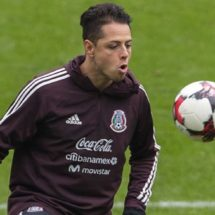 Chicharito Hernández se adjudica el PND 2017