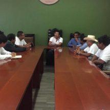 Disponibilidad del Ayuntamiento para apoyar a agremiados de la CTM