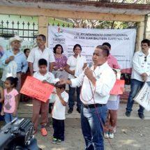 Habilita y da mantenimiento el ayuntamiento al tanque de agua de la colonia del Carmen