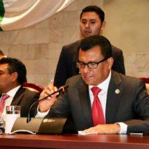 Mi compromiso es apoyar al desarrollo del Estado y dar resultados de beneficio social; Dip. Samuel Gurrión Matías