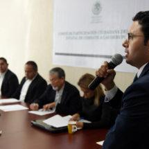 Instala trabajos Comisión de Selección del Comité de Participación Ciudadana del Sistema Estatal de Combate a la Corrupción