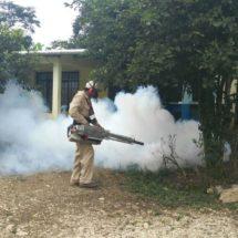 Cerco sanitario por 2 casos de dengue