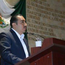 Diputado Horacio Antonio Mendoza rendirá Primer Informe de Actividades
