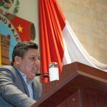 Propone diputado Tomás Basaldú fortalecer al Órgano Superior de Fiscalización de Oaxaca