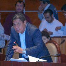 Pide diputado Tomás Basaldú comparecencia del titular de la Coordinación Estatal de Protección Civil