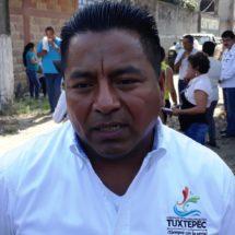 Dará su informe de actividades el domingo 3 de Diciembre el presidente municipal Fernando Bautista