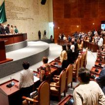 Elige Legislatura a titulares del Órgano Superior de Fiscalización del Estado de Oaxaca