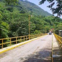Ingresan al Fonden los puentes de Jacatepec, San Bartolo y Palo Gacho para su reconstrucción