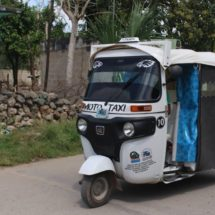 Regularizarán moto taxis en Chiltepec