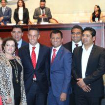 A un año del Gobierno de AMH el estado de Oaxaca camina firme hacia el Desarrollo: Dip. Local, Samuel Gurrión Matías