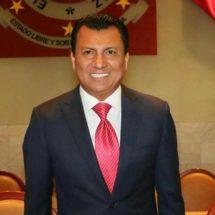 Celebra Diputado Samuel Gurrión Matías regreso a clases en Juchitán de manera cotidiana
