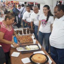 Éxito total en la feria del mezcal Tuxtepec 2017