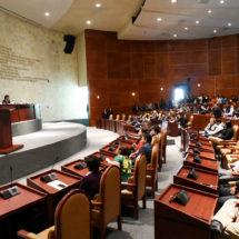En comparecencia de SEGEGO… Diputados se pronuncian por la gobernabilidad y el fortalecimiento del estado de derecho