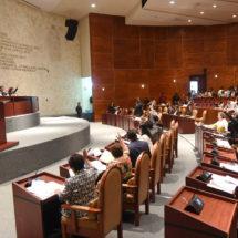 Por Glosa del Primer Informe de Gobierno… Inicia rendición de cuentas Gabinete de Alejandro Murat Hinojosa