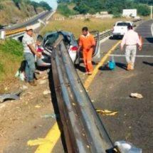 Trágico accidente en la Tinaja