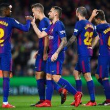 Avanza con creces en la Copa del Rey