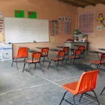 Cientos de escuelas en el sur de México llevan cerradas más de 40 días por amenazas del crimen organizado