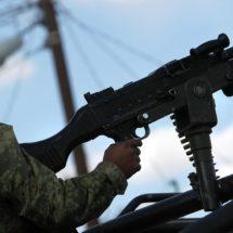 Decomisado un cañón capaz de lanzar droga de México a Estados Unidos