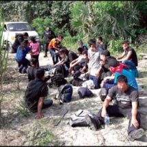 Rescatan a 24 guatemaltecos!