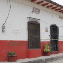 Reconstrucción segura con adobe reforzado en Tehuantepec, Oaxaca