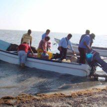 Exigen libre tránsito en Santa María del Mar, Oaxaca